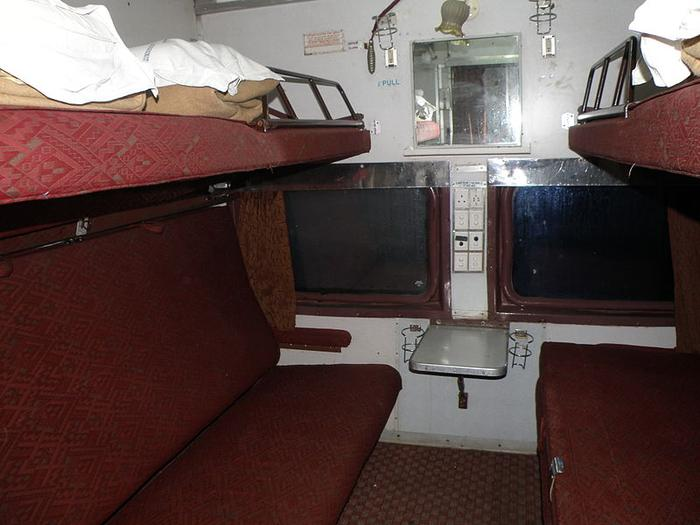New express trains with only AC coaches
