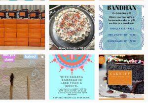Cakeify Provides DIY cake kits