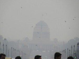 Delhi air pollution still horrible