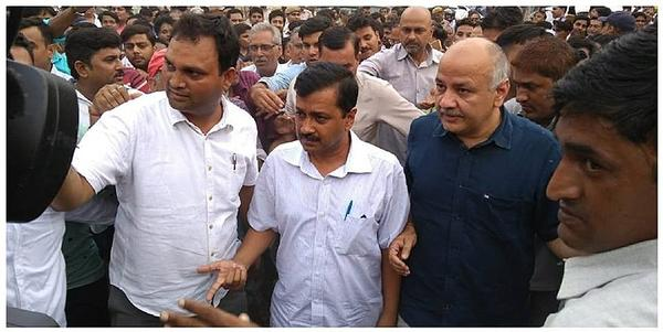 Delhi CM Kejriwal to hold all-party meeting today