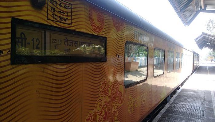 New train timetable by Railways