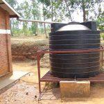 Elderly man develops low-cost rainwater harvesting system