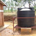 Elderly-man develops low-cost rainwater harvesting system