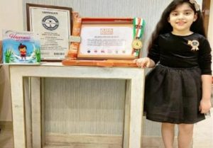 Meet the world's youngest author