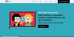 Doosra provides virtual SIM to protect privacy