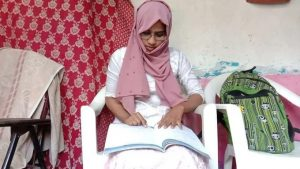 Girl inspires by clearing NEET 2020 amid odds
