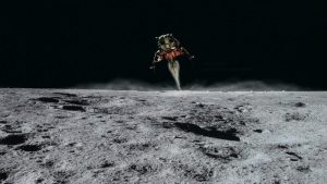 Man gifts plot of land on the Moon to his wife