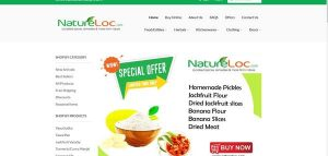 NatureLoc offers homemade products