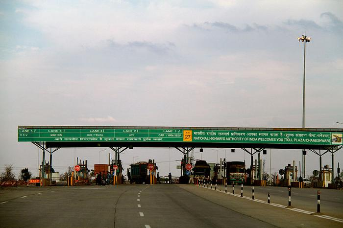 India to become tollbooth free within two years