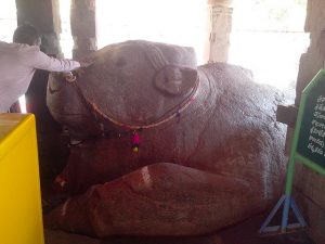 Significance of Yaganti temple where the rock 'grows'