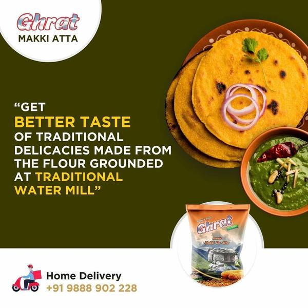 Ghrat Fresh uses ancient technique – Water-powered flour mills