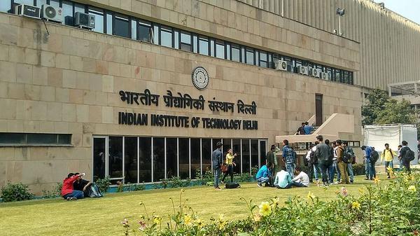 IIT Delhi installs eco-friendly charging station