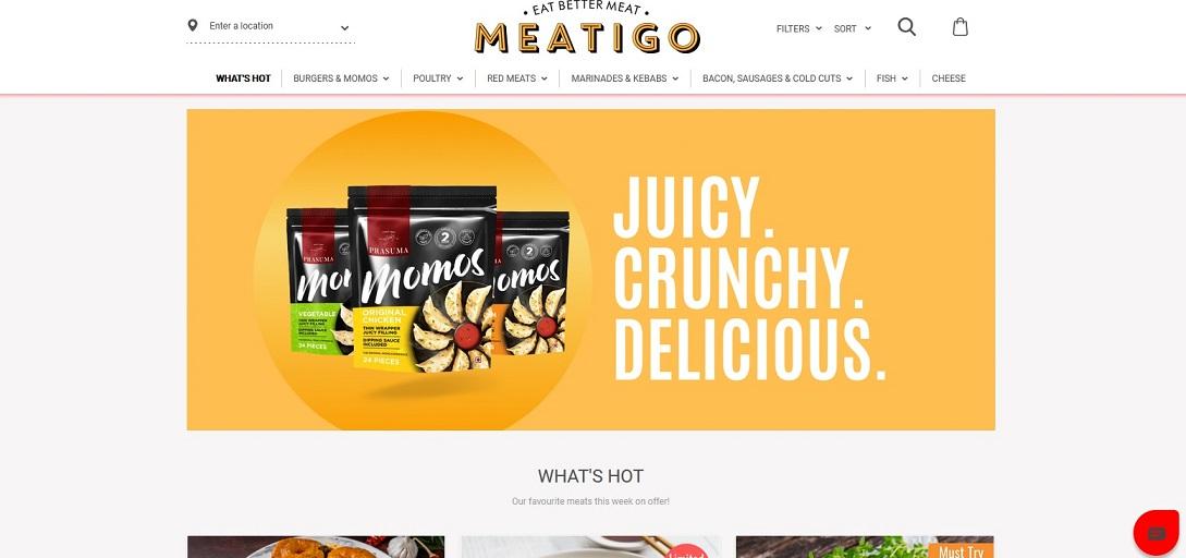 Meatigo offers on-demand meat