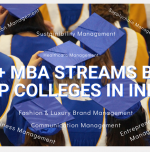7+ Trending MBA Streams by Top MBA Colleges in India come 2021