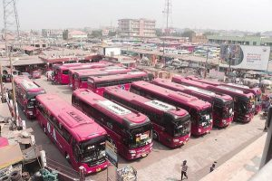 Dedicated bus services for women, senior citizens and a boy