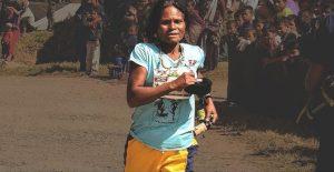 73-year-old woman marathon runner