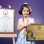 Child Prodigy sets world record with extraordinary memory