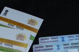 Avail Aadhaar services at home