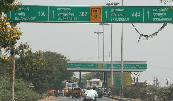 Vehicles without Fastag have to pay double toll