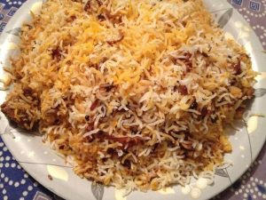 Dubai restaurant offers expensive biryani