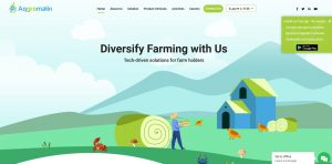 Aqgromalin aims to improve farmers' income