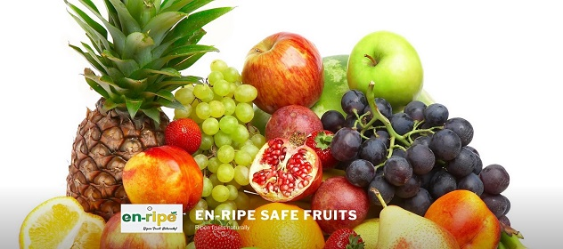 En-Ripe – A safe Fruit Ripener