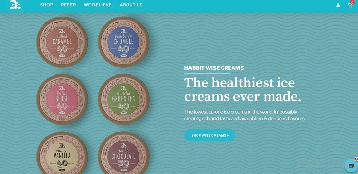 Habbit offers delicious and nutritious food beverages
