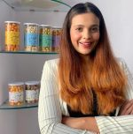 22-year-old launches healthy snack startup