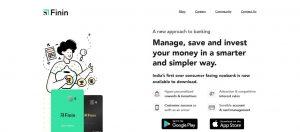 Finin – Modern neobanking platform