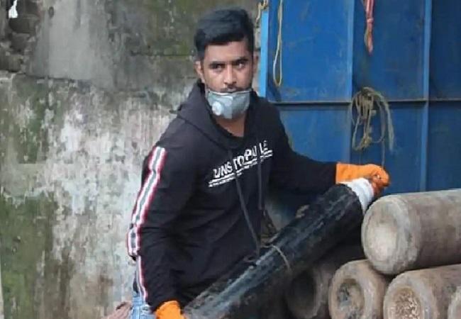 Mumbai man supplies oxygen to COVID-19 patients