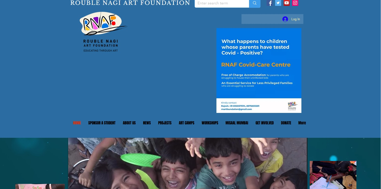 Mumbai NGO offers free food and shelter to children of COVID patients