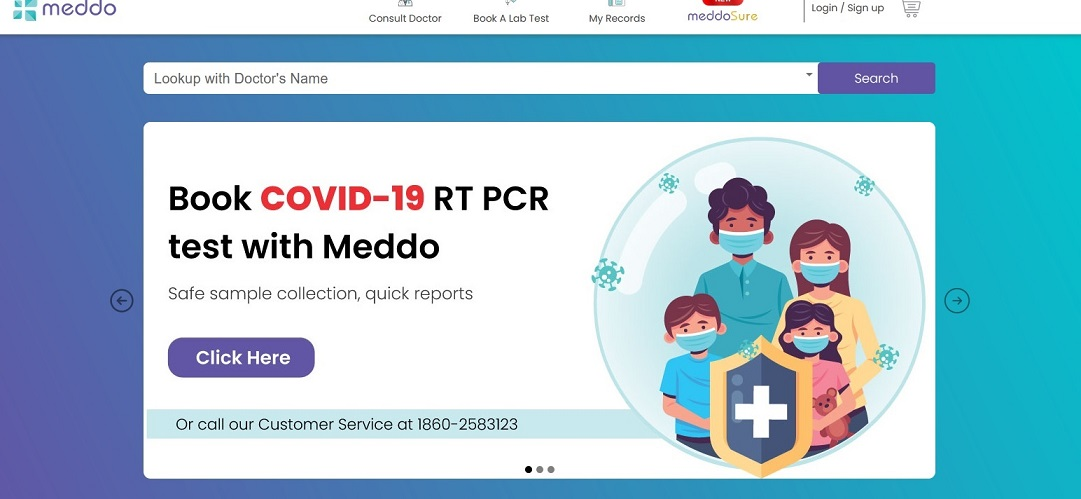 Meddo launches care centres for COVID patients
