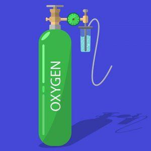 UP woman arranges free oxygen cylinders