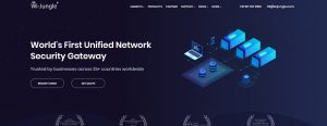 WiJungle – Unified Network Security Gateway