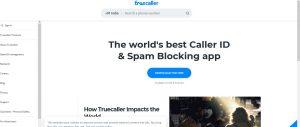 Amazing features of Truecaller app