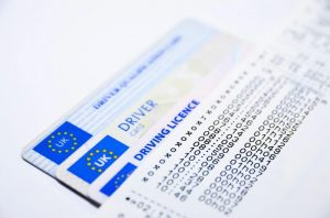 New rules for driving licence