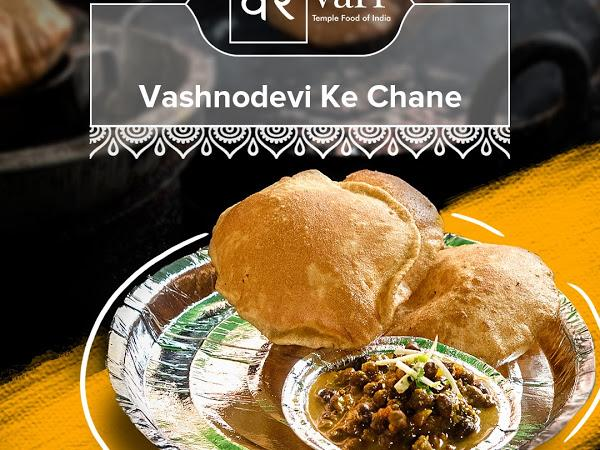 Varr – A restaurant that offers temple food