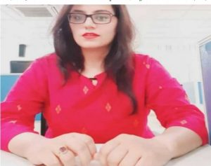 Woman trains policemen on cybercrimes