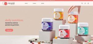 Nyumi offers natural vitamin gummies for women