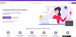 Purple Tutor – An Online Coding Class Teacher to kids