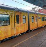 Railways announces lucky draw to celebrate birthday on moving train