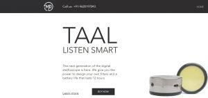 Taal – Digital Stethoscope