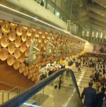Delhi airport launches excess baggage delivery service