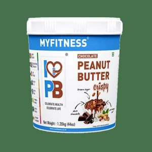 MyFitness peanut butter – A healthy protein supplement