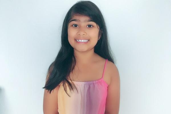 6-year-old Indian-origin girl wins UK PM's award