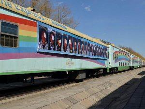World's first hospital train
