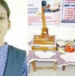 MP girl makes multipurpose device to ease household work