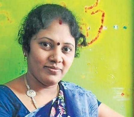 Meet the female goldsmith in Tamil Nadu